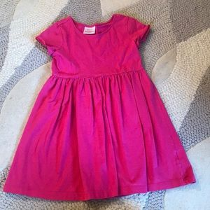 Hanna Andersson dress, size 6-7